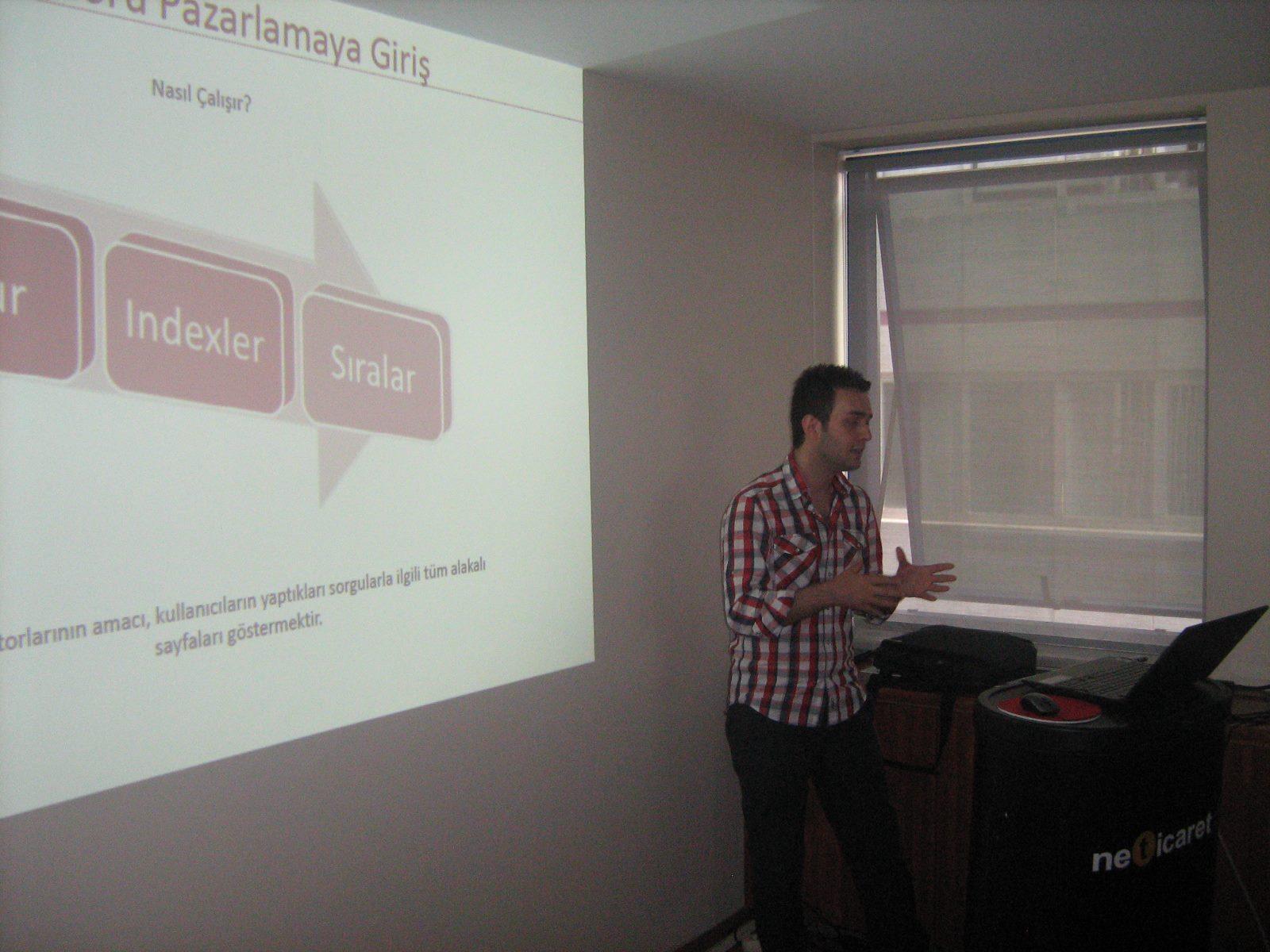 Neticaret'teki AdWords ve SEO Eğitimi